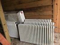 Clyde Column Radiators - Various Sizes