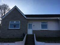 3 bedroom, semi-detached bungalow, Nairn
