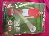 Subboteo shorts, t-shirt, socks and boots - used only once