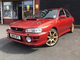 Subaru Impreza UK Turbo * 51 Plate* - Not To Be Missed
