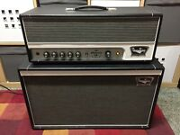 For Sale: Tone King Majesty / Royalist 45 Valve Amp Head + 2x12 Cab