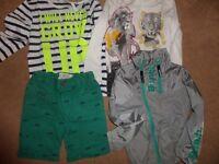 Boys clothes 2-4