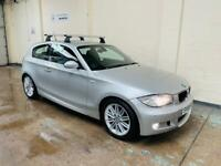 Bmw 1 series 2.0 d automatic in stunning condition throughout fsh long mot April 22