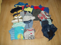 Large bundle of boy's clothes Aged 5-6 years