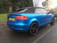 Audi A3 convertible not a1 s3 s line golf gti gtd bmw 1 series m sport focus st2 st3