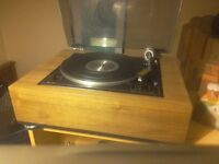 Garrard AP76 MODIFIED and FULLY FUNCTIONAL classic turntable