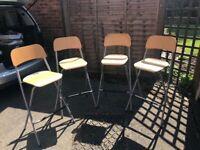 Breakfast bar chairs