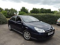 2005 Citroen C5 2.0 HDI BLUE TOWBAR ONLY 63k FROM NEW