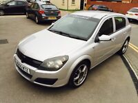 55 plat Vauxhall Astra 1.6 engine 5dr hatchback full sport Run and drive perfect in good condition
