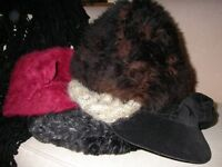 Selection of Ladies Hats