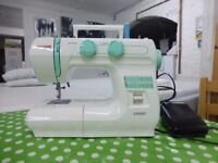 janome sewing machine for sale. hardly used.