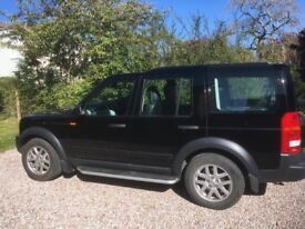 Discovery 3 XS, Low Mileage, REDUCED PRICE, FSH, Genuine cared for family car, never seen mud!
