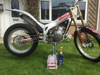 Beta Techno 250 Dougie Lampkin Rep Trials Bike ( gas gas sherco montesa ossa scorpa trs )
