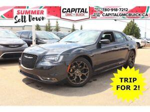 2017 Chrysler 300 300S Alloy Edition*Leather*Nav*20Wheels*Panora