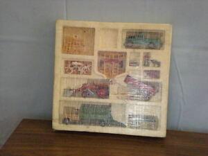 VINTAGE-CORGI-TOYS-FARMING-MODELS-RARE-1962-COMPLETE-BOXED-SET-No-5