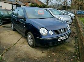 POLO TWIST 1.4 5 DOOR - LONG MOT - BARGAIN