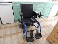 Electric Wheelchair (Enigma Energi+ Powerchair genuine as new, house use only for less than 1 month.