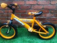 "Kids 12"" mountain bike"