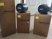 NIkon D300 plus Lenses & Accessories