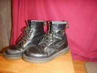 Limited Edition Doc Martens boots UK 6.5