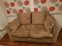 Sofa Workshop brown sofa - FREE