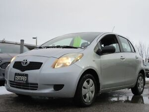 2006 Toyota Yaris LE / TOYOTA SERVICE HISTORY