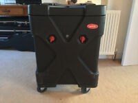 SKB Roto GigRig Flight Case - 20u Case for Studio or Live Rackmount Equipment