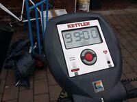 Kettler Excercise Bike.
