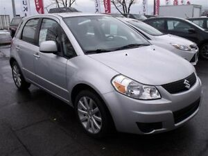 2011 Suzuki SX4 Hatchback/AIR//MANUEL