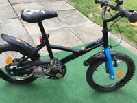 B twin kids bike 16inch