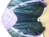 gorgeous ladies motorcycle jacket