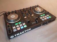 Traktor Kontrol S2 MK2 DJ Controller