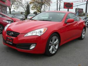 2011 Hyundai Genesis Coupe 2.0T Premium *Sunroof / Leather* *WOW