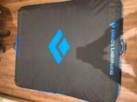 Black Diamond Bouldering Mat (Like New)