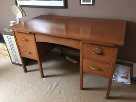 Office desk, plus chair if wanted