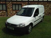 Lovely clean van