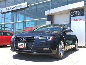 2013 Audi A5 2.0T Premium W/ NAVIGATION