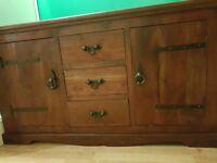 Jaipur Sideboard 2 Door 3 Drawer for sale - excellent condition