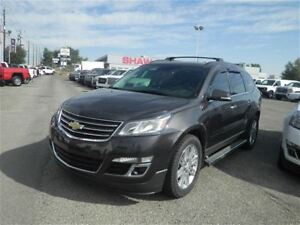 2014 Chevrolet Traverse LT w/1LT | DVD Player | Sunroof | Blueto