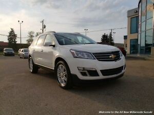 2014 Chevrolet Traverse LT AWD-7 PASSENGER-ACCIDENT FREE-LOW PAY