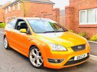 2007 Ford Focus st3,focus st-3,focus st,focus 2.5 st,focus st orange,st225,