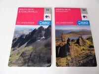 OS Maps Isle of Skye