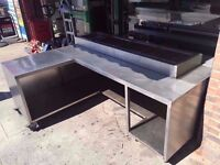 REAL TURKISH MANGAL BBQ COMMERCIAL CATERING EQUIPMENT RESTAURANT TAKEAWAY STAINLESS STEEL