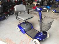Mobility scooter small boot scooter