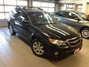 2009 Subaru Outback 2.5 i Limited Package/LOCAL TRADE!!