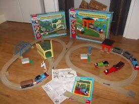 THOMAS THE TANK ENGINE MOTORISED TRAIN SETS PERCY JAMES & MORE