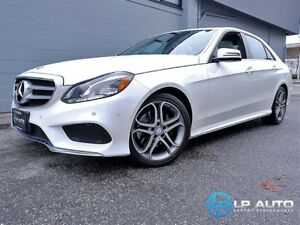 2014 Mercedes-Benz E-Class E250 BlueTEC 4MATIC! Local! No Accide