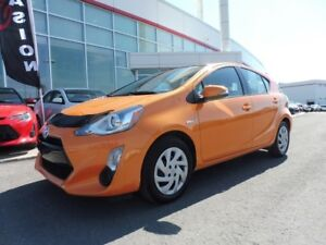 2015 Toyota Prius c * 53 000 KMS * GR ELECT * A/C *