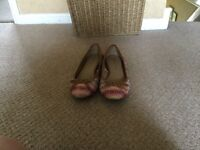 Size 7 M&S shoes