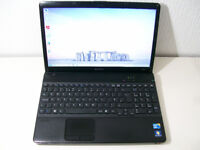 SONY 71313M Multimedia Laptop, 2.5GHz i3 Quad CPU, 6Gb RAM, 320Gb HDD, Good Condition, Free delivery